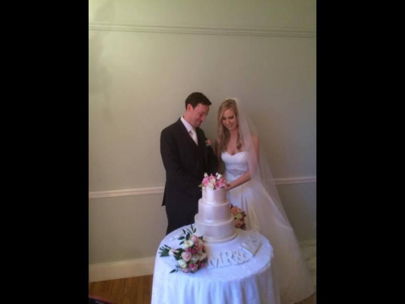 wedding cake Adare