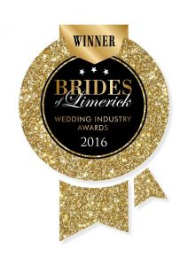 Brides of limerick awards badge