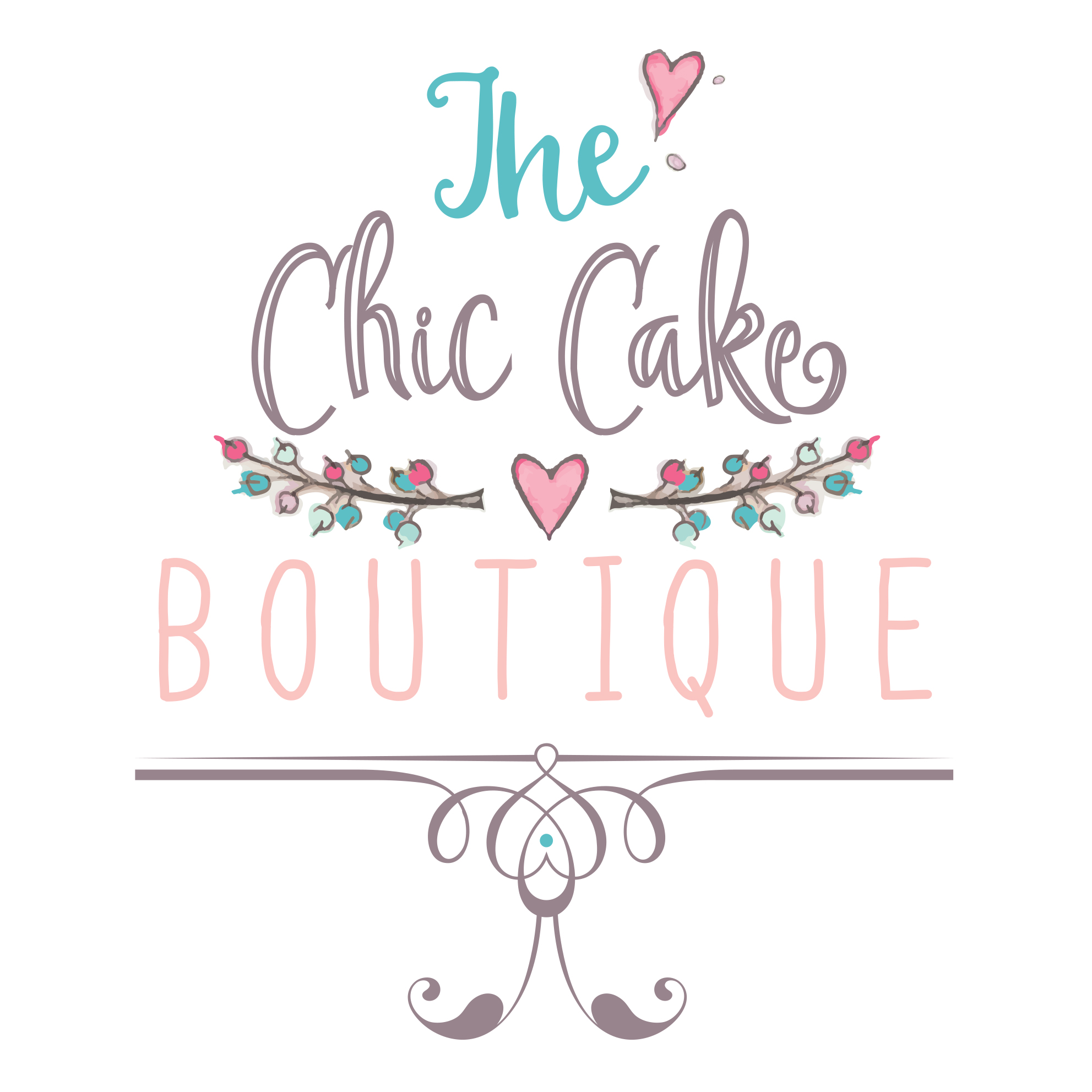 The Chic Cake boutique logo